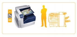 Цветные принтеры Xerox