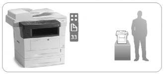 Черно-белые  МФУ Xerox