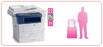 Цветные МФУ Xerox