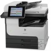 Чб МФУ HP LaserJet Enterprise 700 MFP M725dn