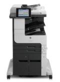 Чб МФУ HP LaserJet Enterprise 700 MFP M725z+