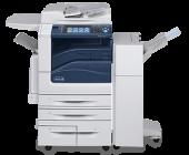 Цв. МФУ Xerox WorkCentre 7855 с тандемным лотком